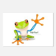 Freddie Frog Postcards (Package of 8)