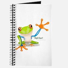 Freddie Frog Journal