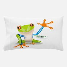 Freddie Frog Pillow Case