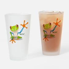 Freddie Frog Drinking Glass