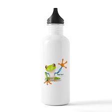 Freddie Frog Water Bottle