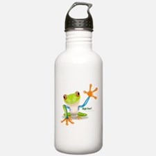 Freddie Frog Water Bottle