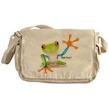 Freddie Frog Messenger Bag