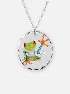 Freddie Frog Necklace