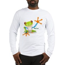 Freddie Frog Long Sleeve T-Shirt