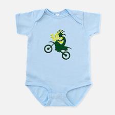 Dirt Bike Infant Bodysuit