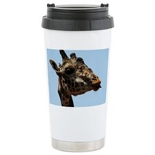 Cute Giraffe Travel Mug