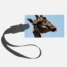Cute Giraffe Luggage Tag
