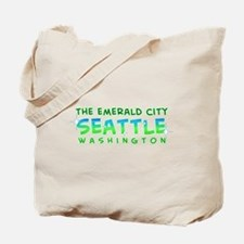 Emerald City Tote Bag