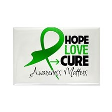 Gastroparesis Hope Rectangle Magnet