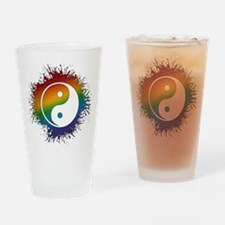 LGBT Taoism's Yin and Yang Drinking Glass
