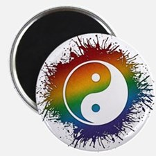 LGBT Taoism's Yin and Yang Magnet