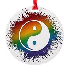 LGBT Taoism's Yin and Yang Ornament