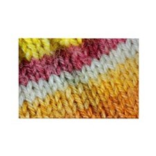 Knitwear 014 Rectangle Magnet