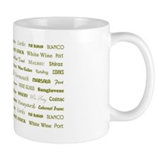 WINE WORDS Mug