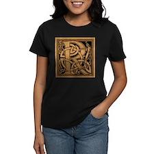 Celtic Monogram R Tee