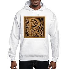 Celtic Monogram R Hoodie
