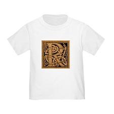 Celtic Monogram R T
