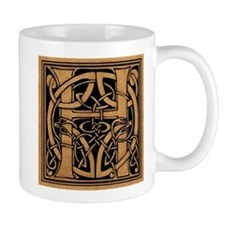 Celtic Monogram H Mug
