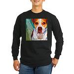 Pitbull Long Sleeve Dark T-Shirt
