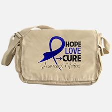 Ankylosing Spondylitis Hope Messenger Bag