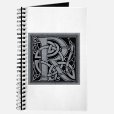 Celtic Monogram R Journal