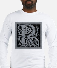 Celtic Monogram R Long Sleeve T-Shirt