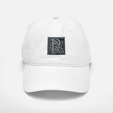 Celtic Monogram R Baseball Baseball Cap