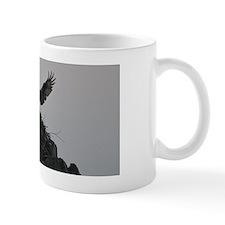 Osprey Landing on Nest Mug