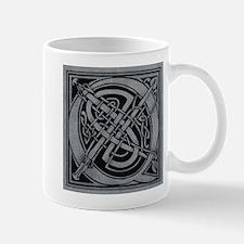 Celtic Monogram Q Mug