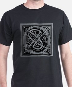 Celtic Monogram Q T-Shirt