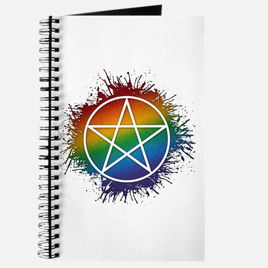 LGBT Pagan Pentacle Journal