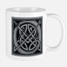 Celtic Monogram O Mug