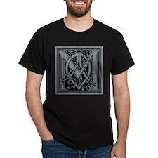 Celtic Monogram M T-Shirt