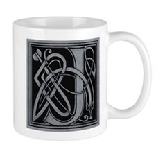 Celtic Monogram J Mug