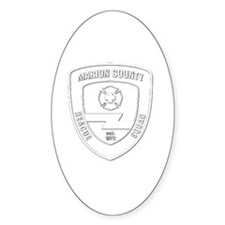Marion County Rescue Squad Decal