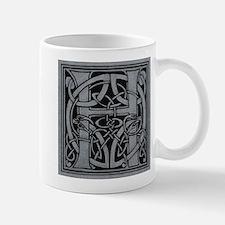 Celtic Monogram H Mug