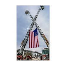 Fallen Firefighter  Decal