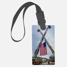 Fallen Firefighter  Luggage Tag