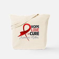 AIDS Hope Tote Bag