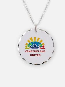 United for Venezuela Necklace