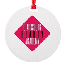 Clarksburg Beauty Academy Ornament