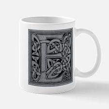 Celtic Monogram E Mug