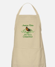 Robin Connecticut Bird Apron
