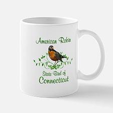 Robin Connecticut Bird Mug