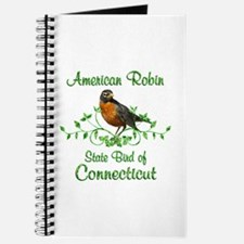 Robin Connecticut Bird Journal