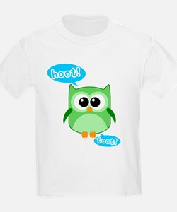 Funny! - Owl Hoot and Toot! T-Shirt