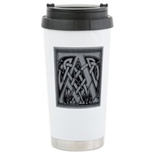 Celtic Monogram A Travel Mug