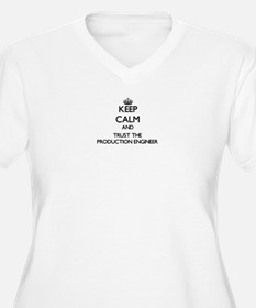 Keep Calm and Trust the Production Engineer Plus S
