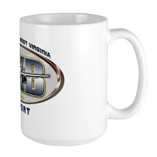 North Central West Virginia Airport Mug